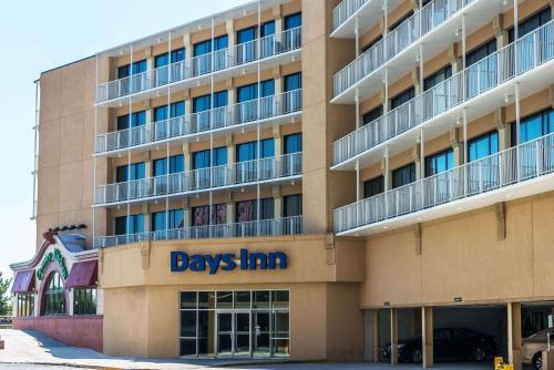Days Inn by Wyndham Atlantic City Oceanfront-Boardwalk