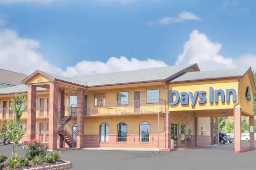 . Days Inn by Wyndham Fayetteville
