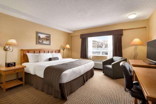Days Inn by Wyndham Calgary South - Calgary, AB T2G 2R2