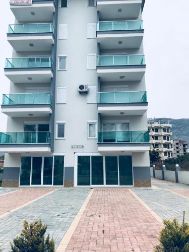 Alanya Apartment Ellada odalar