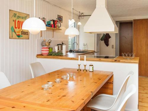 Two-Bedroom Holiday home in Ørsted 5 in Kare