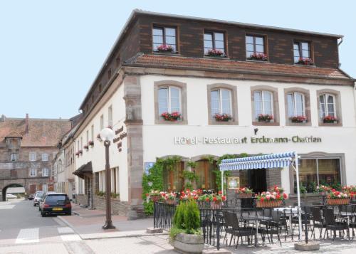 . Hotel Erckmann Chatrian