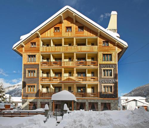 Hotel Holiday Debili (Sauze d\'Oulx) da 100€ - Volagratis