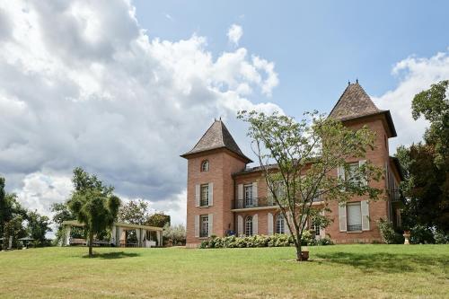 Castel Bois Marie - Chambre d'hôtes - Montauban