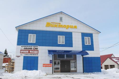 Viktoria Hotel, Kirsanovskiy rayon