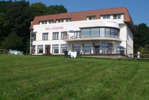 Hotel-overnachting met je hond in Hotel Belvedere - Westouter