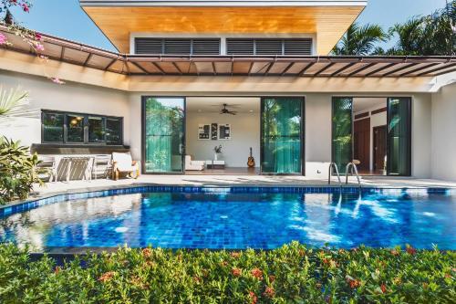 Two bedroom Pool Villa in Baan Boondharik Village Two bedroom Pool Villa in Baan Boondharik Village