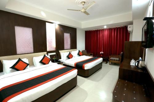 A-HOTEL.com - Evoke Lifestyle, Katra, Hotel, Katra, India - online ... 642164c85e