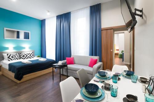 KrakowLiving - Sławkowska Apartments