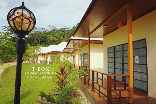 . T-Box Sungai Lembing