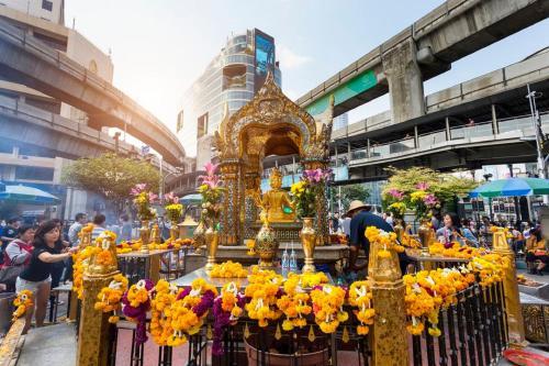 Boulevard Hotel Bangkok Sukhumvit photo 21