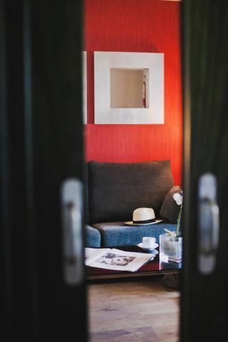 Suite with Lake View B bou Hotel La Viñuela & Spa 4
