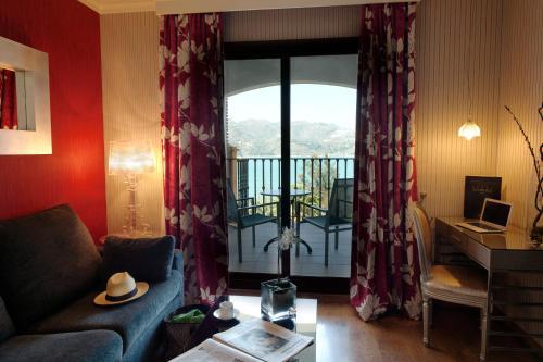 Suite Junior (2 adultos) B Bou Hotel La viñuela & Spa 4