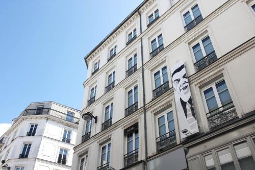 Best Western Plus Hôtel Littéraire Marcel Aymé photo 42