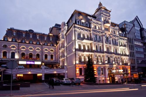 Opera Hotel, Ukraine