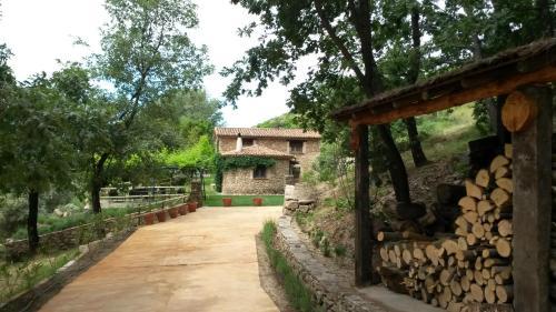Casa de 2 dormitorios El Vergel de Chilla tiene 3 alojamientos Abejas 1 Abejas 2 y Libélula 31