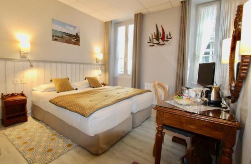 Hotel des Abers - Hôtel - Saint-Malo