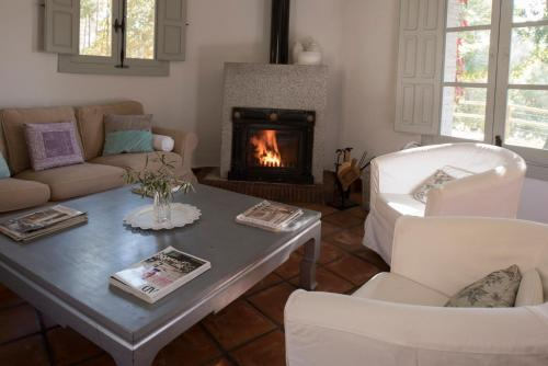 Two-Bedroom House El Vergel de Chilla 5