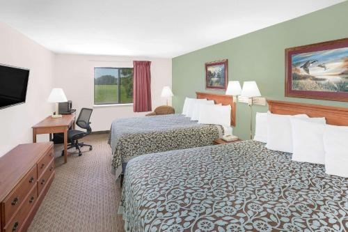 Days Inn & Suites By Wyndham Brinkley - Brinkley, AR 72021