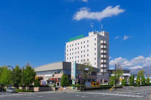 佐久平站廣場21號酒店 Sakudaira Plaza 21