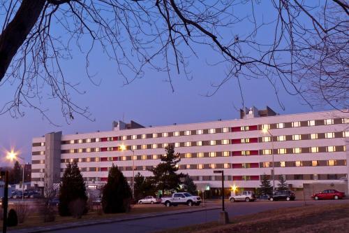 Résidence Hôtelière Du Cégep De Rivière-Du-Loup