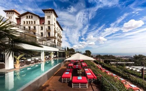 Gran Hotel La Florida G.L Monumento impression