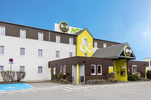 B&B Hôtel Annecy - Hotel - Argonay