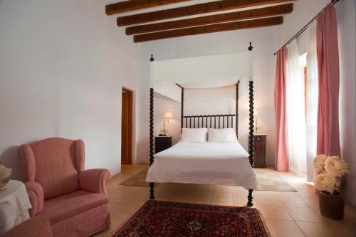 Standard Double or Twin Room Hotel Ca'n Moragues 3