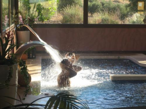 Romantic Special Offer Villa Nazules Hípica Spa 20