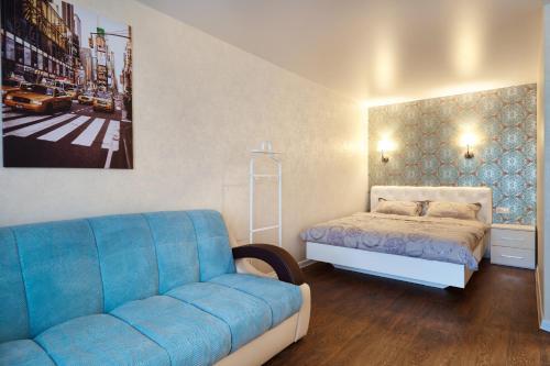 . Apartment on Samokhvalova 12