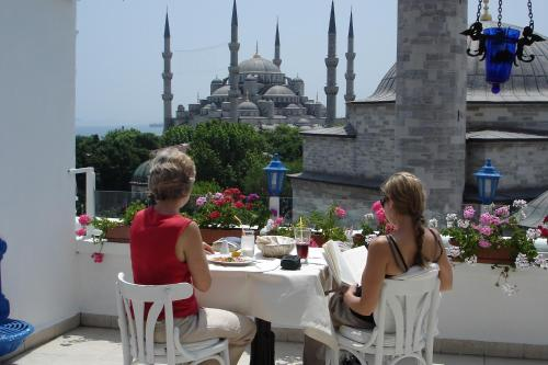 Sultanahmet, Pension in Istanbul