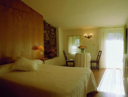 Habitación Doble - 1 o 2 camas Pazo Cibrán 21