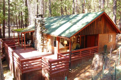 28 Raccoon's End - Fish Camp, CA 95389