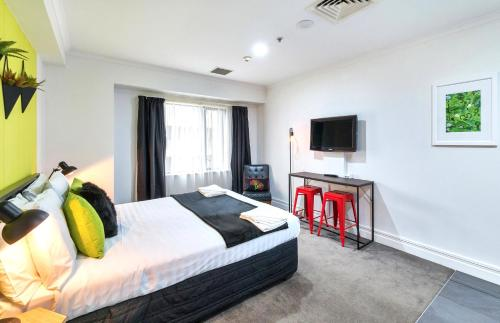 Central City Haven by the Sky Tower l AIR-CON! - Apartment - Auckland