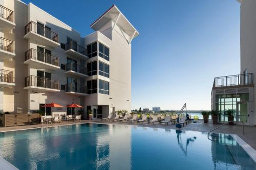 Residence Inn By Marriott Tampa Clearwater Beach Hotel In Fl