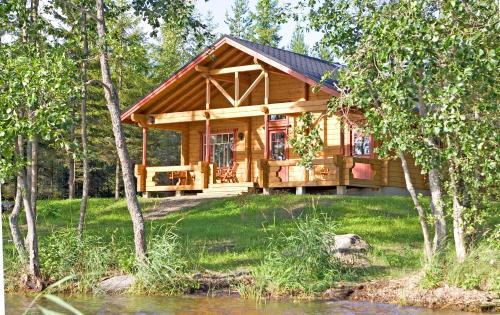Loikansaari Lomamökit Holiday Cottages
