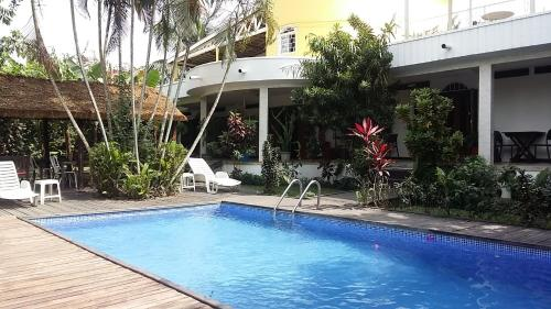 Gaia's Garden Bed and Breakfast Abidjan