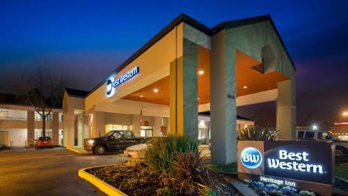 Best Western Heritage Inn - Concord, CA CA 94521