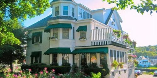 Harbour Towne Inn on the Waterfront - Accommodation - Boothbay Harbor