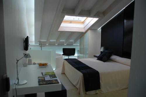 Habitación Doble - 1 o 2 camas - Uso individual Posada Real La Pascasia 11