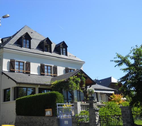 . Hôtel Les Rochers
