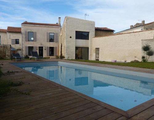 Maison En Ville - Location saisonnière - Niort