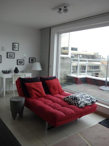 Penthouse bij Leopoldpark, Pension in Ostende