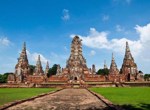 大城府班坤旅館 Baan Khun ya Ayutthaya