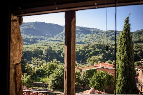 Deluxe Double Room with Terrace - single occupancy De Aldaca Rural 8