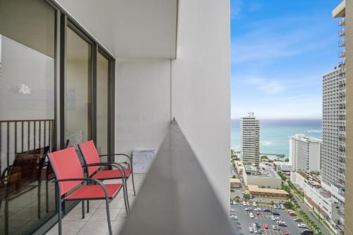 Renovated 1br W/Ocean City Mountain Views - Honolulu, HI 96815