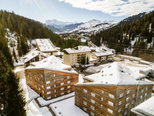 Edelweiss Uletsch S 0.2 - Apartment - Laax