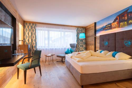 Фото отеля Hotel Garni Stefanie