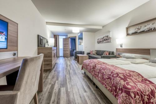 Familienhotel Christoph - Hotel - Ellmau