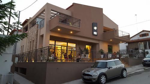 . Aloe Apartments Ammouliani